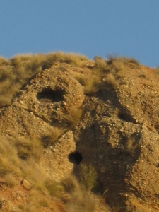 Who's keeping an eye on Weir Canyon?