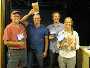 On Foot: Grand Canyon Backpacking stories author photo