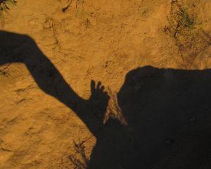 barefoot shadow