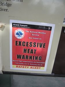 excessive heat warning sigh