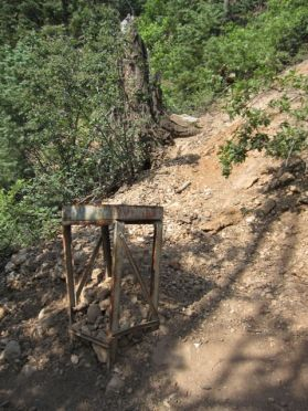 north kaibab register table