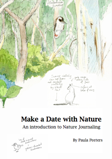 nature journaling cover