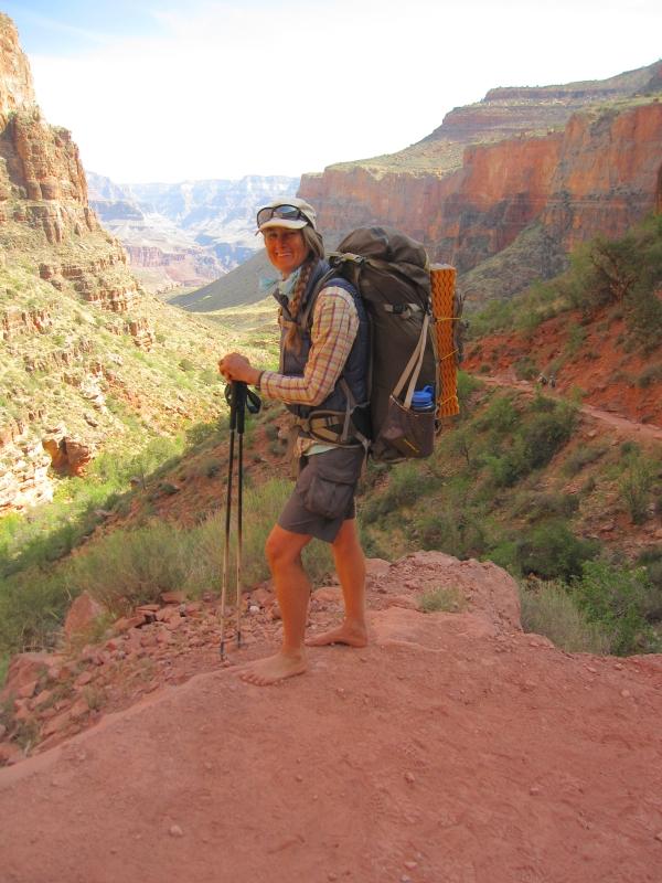 hiking bright angel trail barefoot.jpg