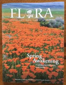 flora cover spring 2019