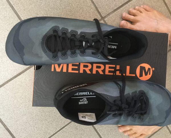 New Merrells