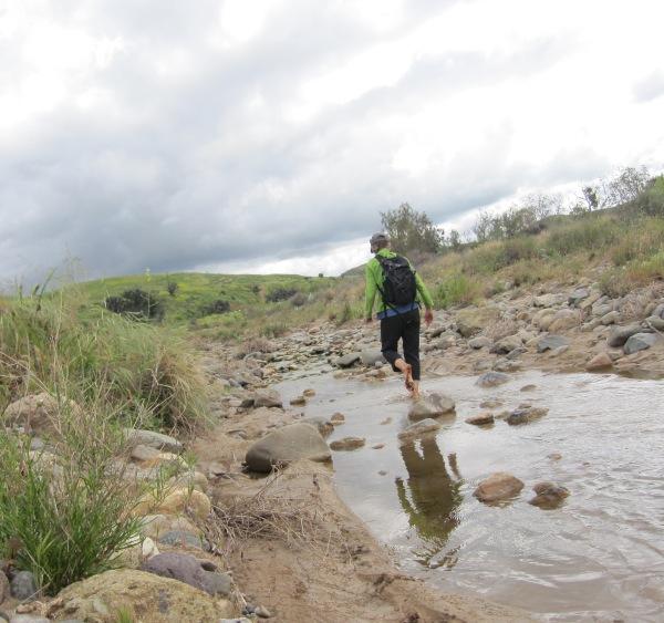wandering santiago creek