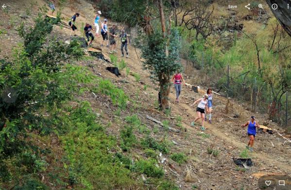 OPA 10k downhill